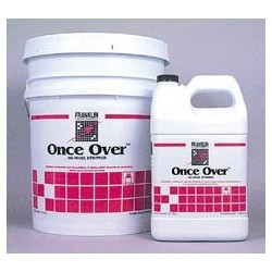 Once Over