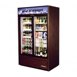 Refrigerated Merchandiser, Two-Section, 41 cu. ft.