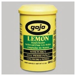 LEMON HAND CLEANER (Creme) Cartridge Refill with Pumice