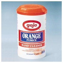 ORANGE HAND CLEANER (Creme) Cartridge Refill with Pumice