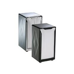 Hy-Nap Tall Fold Napkin Dispenser, Chrome