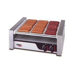 Hot Dog Grill, Roller-Type