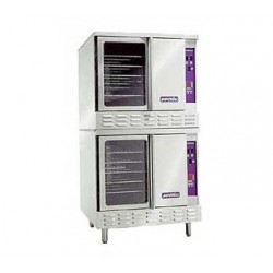 Turbo-Flow Convection Oven, Gas, Double Deck