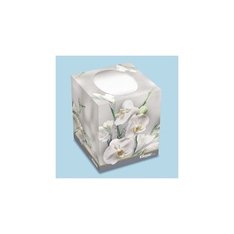 Kleenex Boutique Floral Facial Tissue, 36 per case
