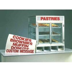 Spartan Donut/Pastry Merchandiser