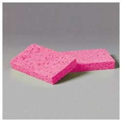 Small Pink Cellulose Sponge