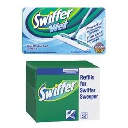 Swiffer Sweeper Refill Cloths Wet Refill Cloths