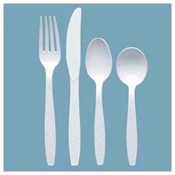 Teaspoons Plastic Heavy Weight, Polystyrene