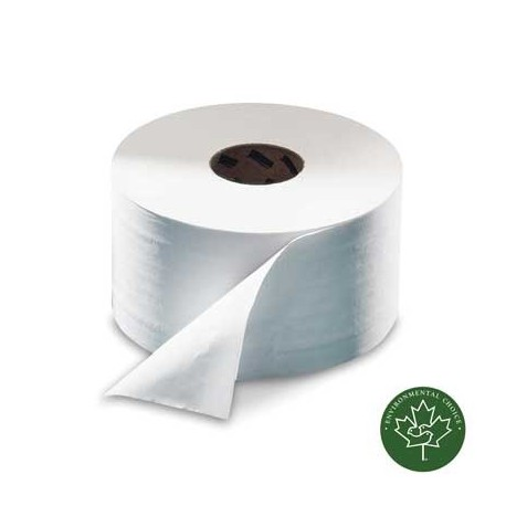 "9"" Jumbo Bathroom Tissue, Eco Green Source 100% Recycled"