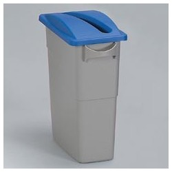 Paper Recycling Top for Slim Jim Waste Containers