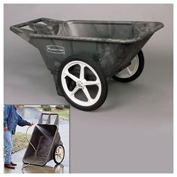 Farm Tough Big Wheel Cart, 300-lb.