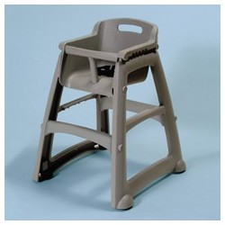 Sturdy Chair Youth Hi-Chair Seats, With-Out Wheels