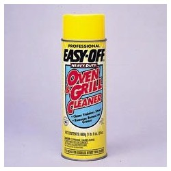 Professional EasyOff Oven & Grill Cleaner Spray