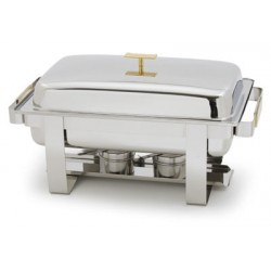 Stainless Steel Chafer, Full Size, Dome Cover