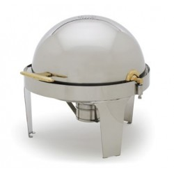 Stainless Steel Chafer, Round, Dome Top