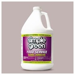 Food Service Disinfectant Cleaner