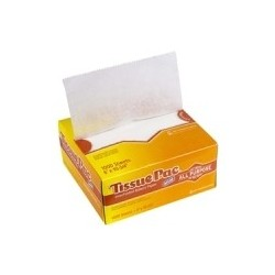 "Bakery Dry Waxed Tissue Paper. 6"" x 10-3/4"""