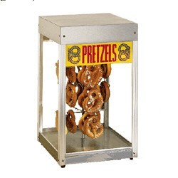 Pretzel Display Merchandiser