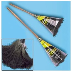 Premium Ostrich Feather Duster, 28""