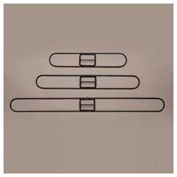 "Clip-On Dustmop Frames 24"" x 5"""