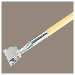 Clip-On Dustmop Handle 60""