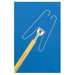 Wedge Dustmop Frame/Handle