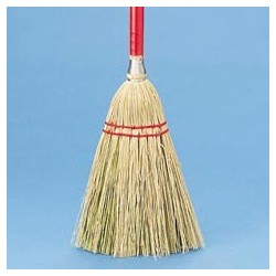 Corn Fiber LobbyToy Broom