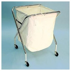 Laundry Caddy Waste Collector Cart