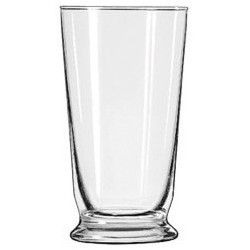 9 OZ. FOOTED BOTTOM, Beverage, glasses