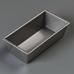 Steeluminum Bread Pan, 1 pound, 9 inch  x 4-1/2 inch.