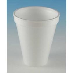 8-oz. Styrofoam Hot/Cold Styro Cups
