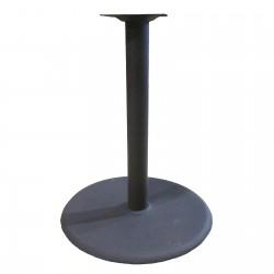 "Table Base 30"" Disc Bottom"