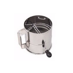 Flour Sifter Stainless