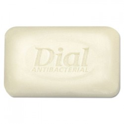 Dial Anitbacterial Soap Bar Soap, 2.5-oz., Unwrapped