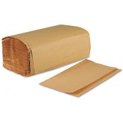 Singlefold Brown Dispenser Towels PRS0250