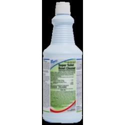 Super Toilet Bowl Cleaner (24% Hydrogen Chloride) 12-oz.