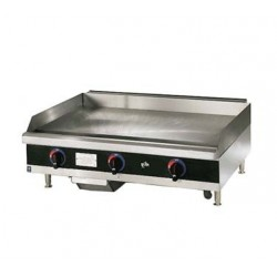 Griddle, Countertop, Gas  24""