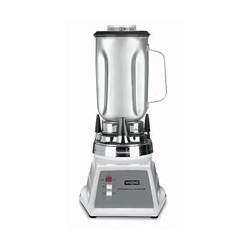 Food Blender, X- Heavy Duty Motor, 32-oz.,  S.S. Container, 3/4 Hp