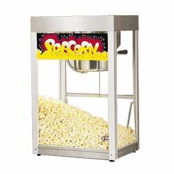 Star Popcorn Machine 8 oz.