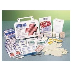 Weatherproof First Aid Station For up to 50 People