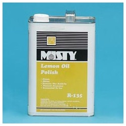 Misty Lemon Oil Furniture Polish for Metal and Wood