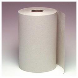 "Brown Dispenser Roll Towels  8"" x 630'"