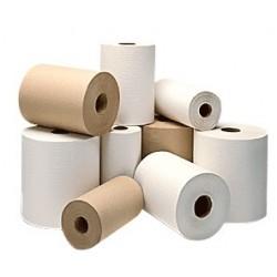"White Dispenser Roll Towels  (Proprietary)  7 1/2""x 800'"