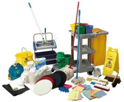 Janitorial Equipment & Supply